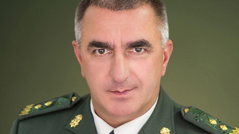 Главой Нацгвардии стал экс-начальник управления командования внутренних войск МВД Украины в АР Крым