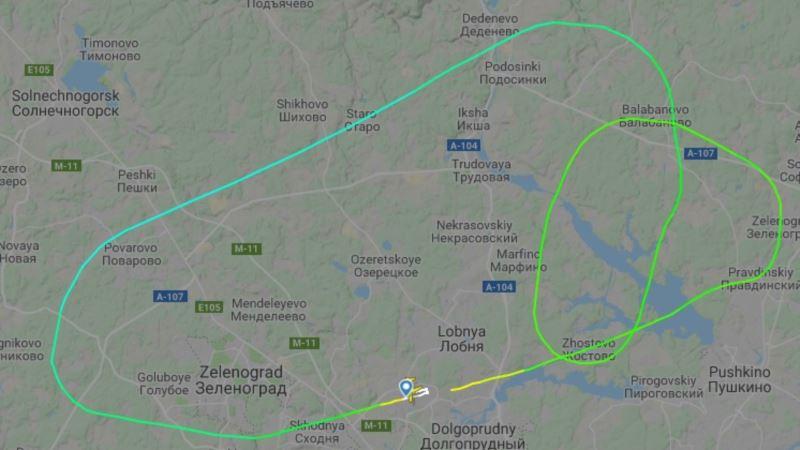 Аварийная посадка самолета в «Шереметьево», есть погибшие