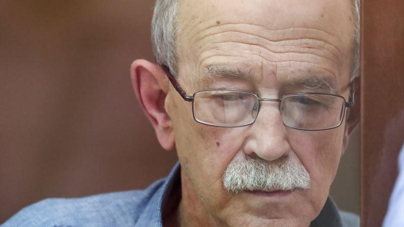 Россия: обвиняемого в госизмене 75-летнего ученого перевели из СИЗО в больницу