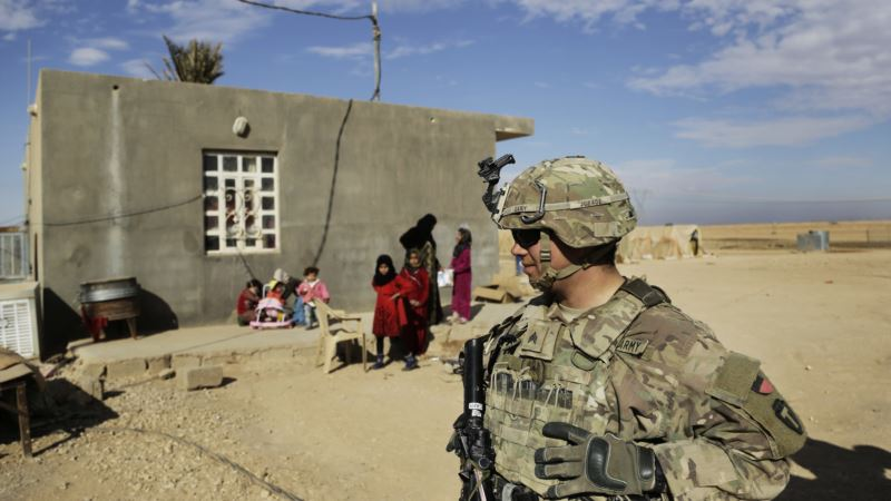 США направят полторы тысячи солдат на Ближний Восток – Трамп