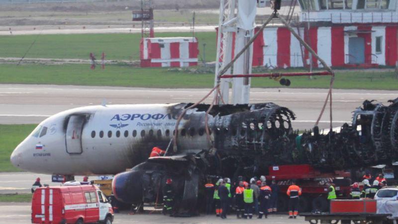 СМИ опубликовали переговоры пилотов SSJ-100: посадка  проходила «в штатном режиме»