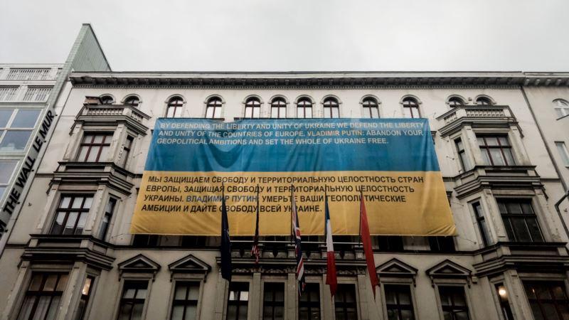 В Музee Бeрлинской стeны в экспозиции об аннексии Крыма представят книги авторов Крым.Реалии (+фото)