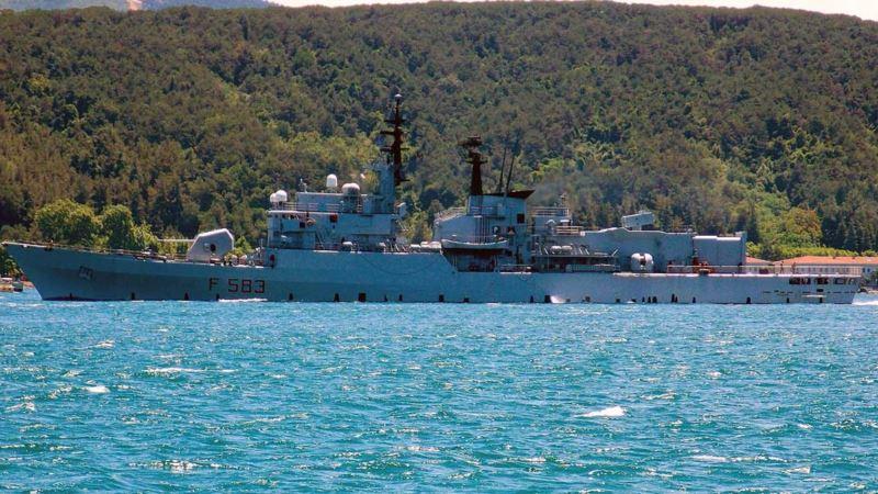 Иностранные корабли в Черном море сдерживают агрессию российского флота – Минобороны Украины