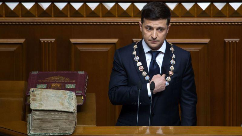 Конституционный суд Украины 4 июня рассмотрит указ президента Зеленского о досрочных выборах