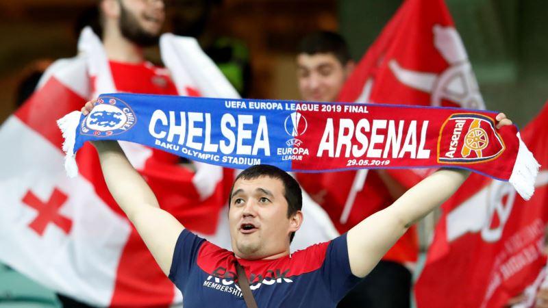 Финал Лиги Европы: «Челси» громит «Арсенал»