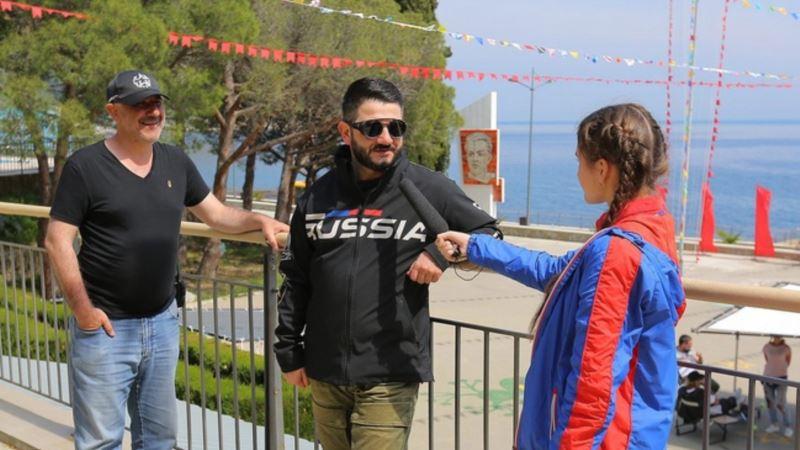 Галустяна внесли в базу «Миротворец»