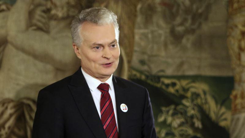 Экс-банкир Гитанас Науседа побеждает на выборах президента Литвы