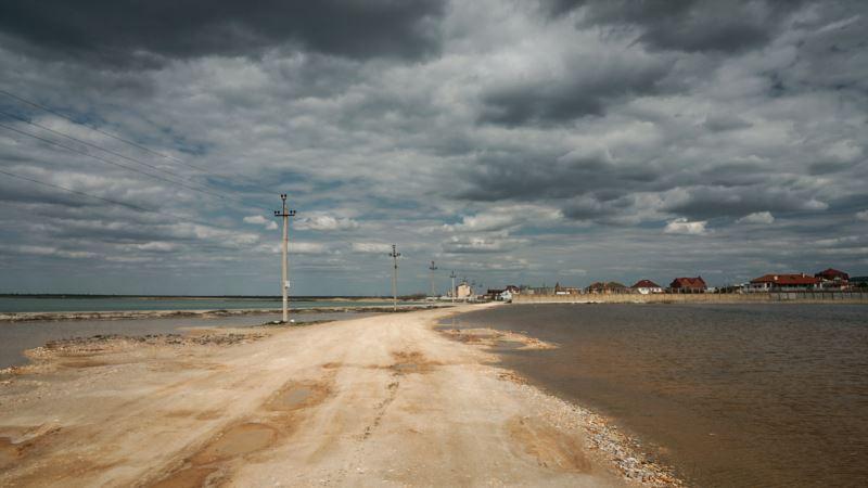В Крыму на выходных прогнозируют дожди и грозы