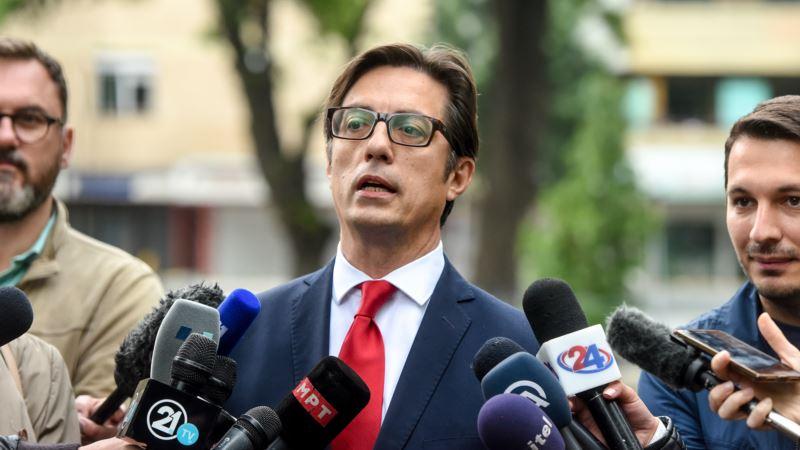 На выборах в Северной Македонии побеждает кандидат, выступающий за союз с НАТО и вступление в ЕС