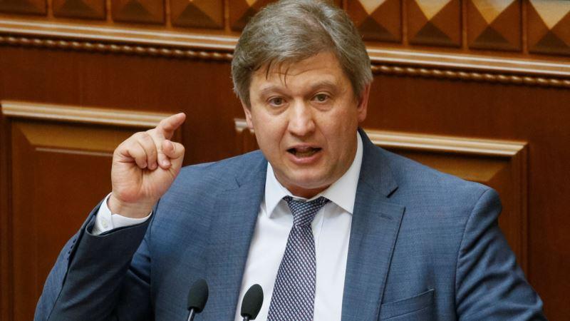 Новый глава СНБО заявил о пропаже секретной информации