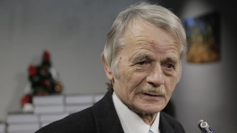 Джемилев во время визита в Ливан обсудил необходимость усиления санкций против России