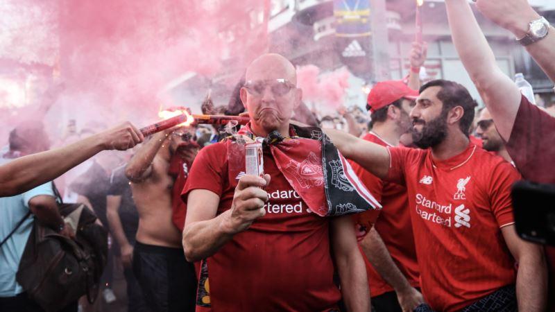 «Ливерпуль» разгромил «Барселону» и стал первым финалистом Лиги чемпионов
