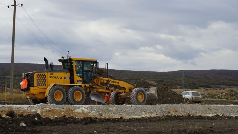 В Севастополе намерены изъять земельные участки под строительство трассы «Таврида»