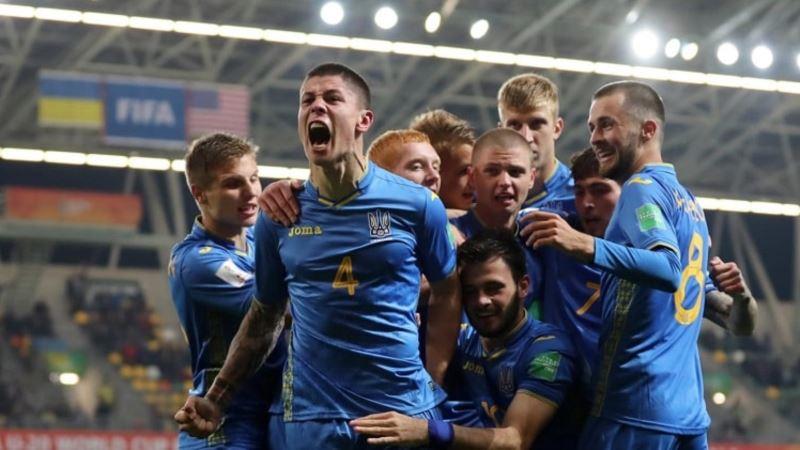 Украина в финале молодежного чемпионата мира сыграет с Южной Кореей