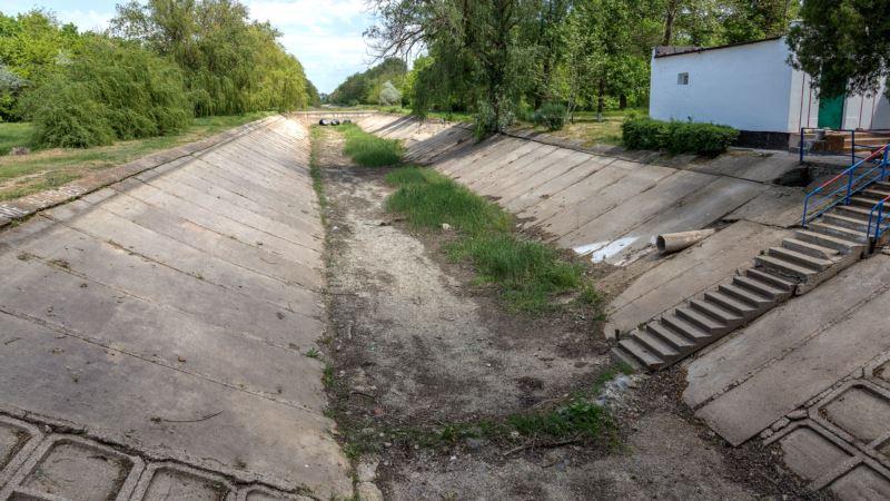 Российские власти предлагали взятки за восстановление водоснабжения в Крым – Бабин