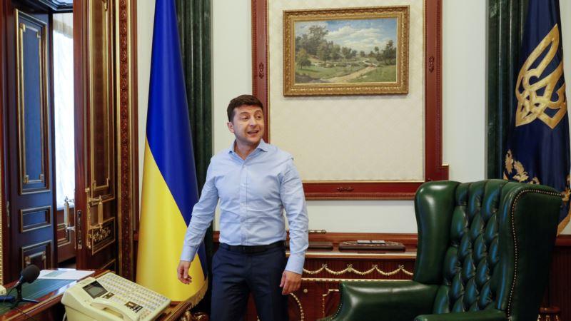 Владимир Зеленский 1-3 июля будет находиться в Канаде – офис президента