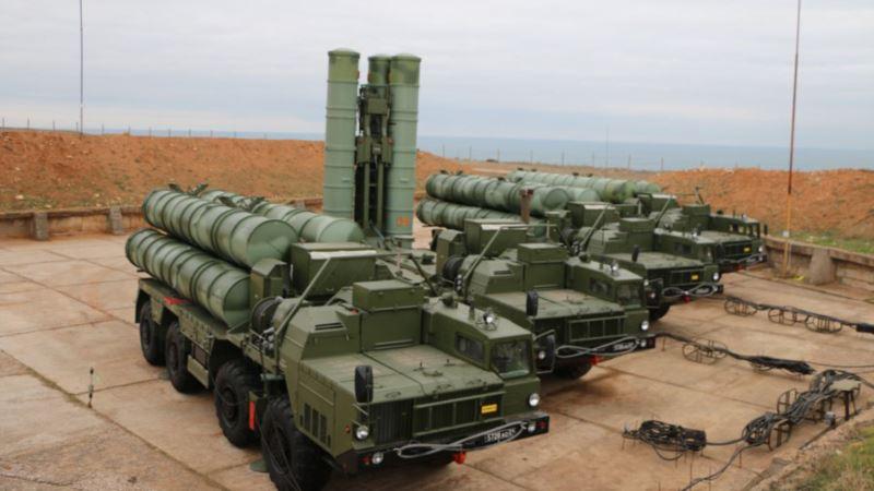 Россия подтверждает начало поставок Турции ракетных комплексов С-400