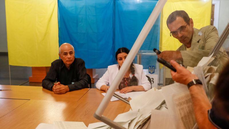 Выборы в Раду: изменился «бронзовый призер»
