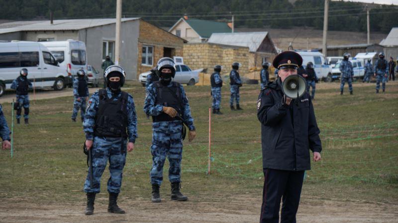 Российские власти пытаются выставить крымских татар террористами – Human Rights Watch (+видео)