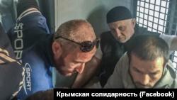 «Это издевательство». Суд в Москве изменил приговор фигурантам бахчисарайского «дела Хизб ут-Тахрир»