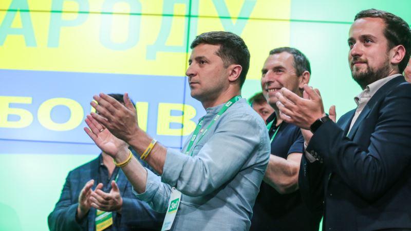 ЦИК Украины посчитала более трети протоколов на выборах в Раду