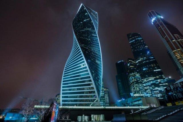 Знаменитые здания России