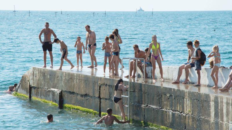 В Крыму синоптики предупреждают о сильной жаре