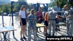 Вход на фестиваль «Х-фест» в Севастополе