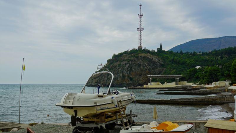 Власти Крыма выставили на продажу кинотеатр в Партените