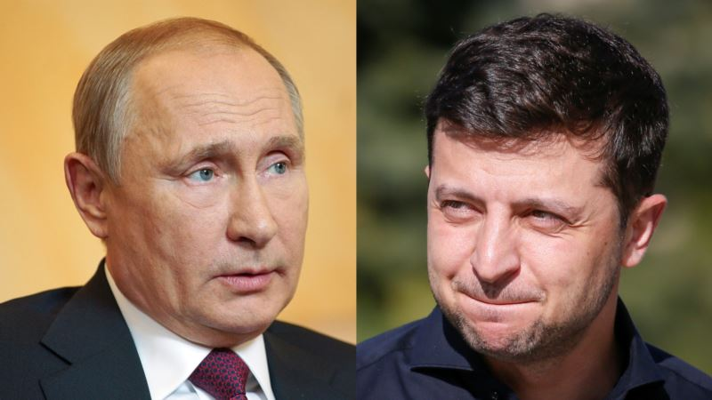 У Путина изложили свою версию телефонного разговора с Зеленским