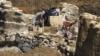 Археологи в Крыму утверждают, что нашли редкую надгробную плиту с барельефом воина
