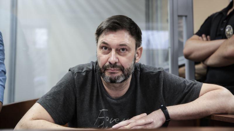 В Киеве суд планирует рассмотреть жалобу на продление ареста Вышинского