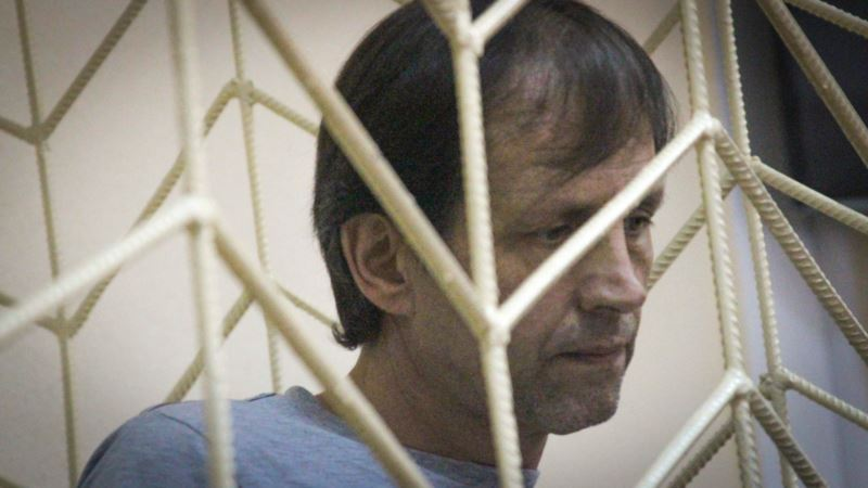 Украинского активиста Балуха вывезли в Москву – адвокат