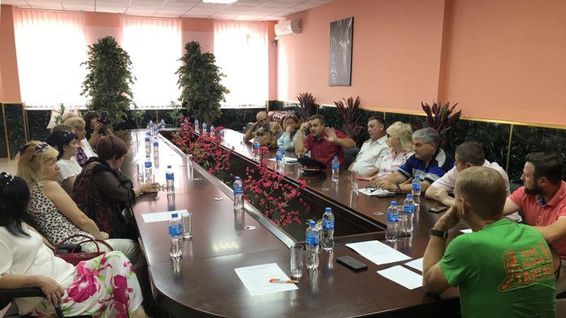 Участники конференции в парке львов «Тайган» призвали не голосовать за «Единую Россию»