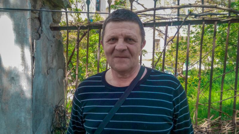 Суд в Севастополе отменил приговор пророссийскому активисту Большакову