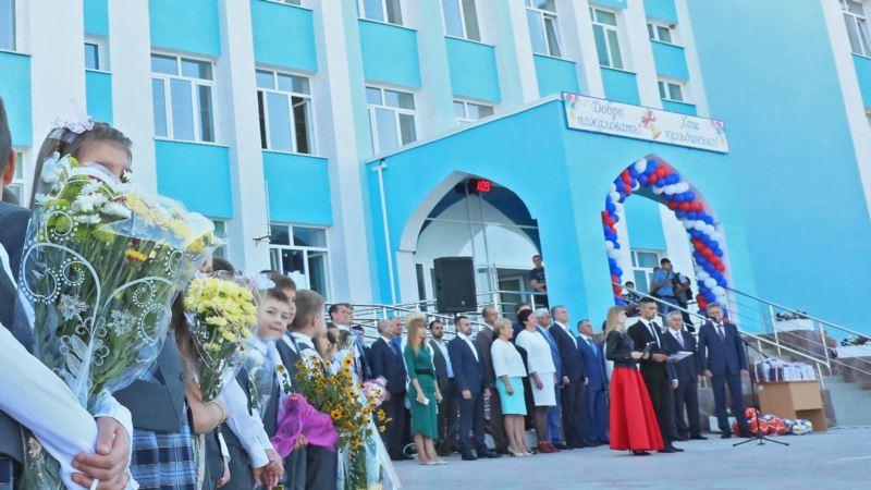 Симферопольской школе в районе Фонтаны присвоили имя крымскотатарской разведчицы Алиме Абденановой