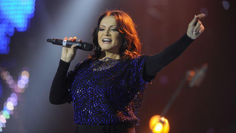 Представитель Софии Ротару опровергает информацию о том, что певица отметила день рождения в Крыму