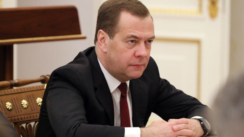 Медведев одобрил заключение соглашения между Крымом и Сирией