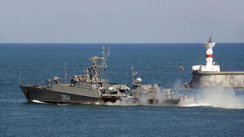 У берегов Крыма российские военные провели поиск и «уничтожение» субмарины