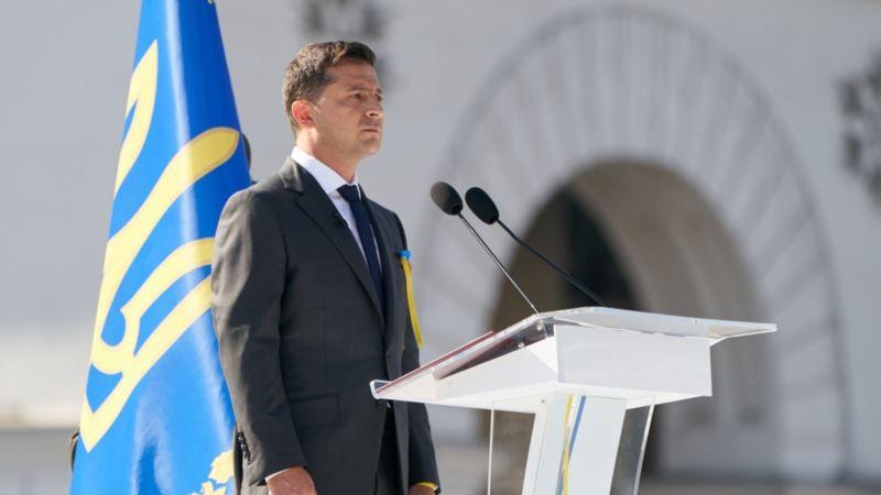 Зеленский – Болтону: Украина приветствовала бы присоединение США к «нормандскому формату»