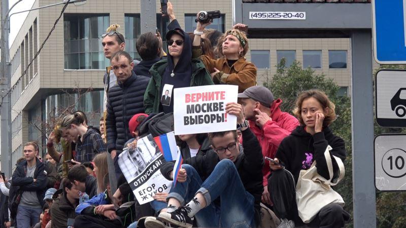 В Совфеде России заявили об иностранном влиянии на протесты