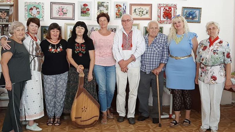 Украинский культурный центр провел музыкальный вечер в Симферополе