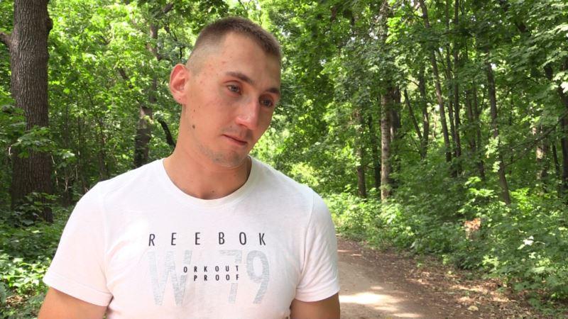 Стешенко после выхода из крымской колонии хочет встретиться с теми, кого «оговорил под пытками ФСБ» (+видео)