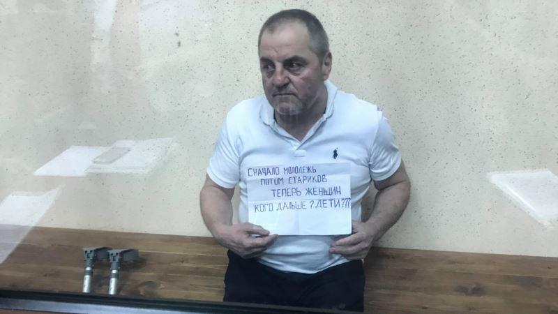Денисова: «Судилище в Крыму не прекращается, спасти Бекирова может только давление на Россию»