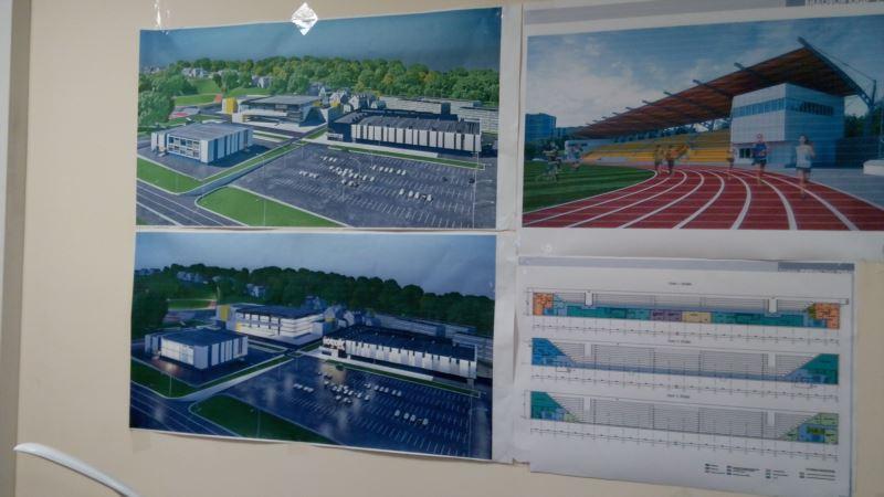 В Севастополе раскритиковали проект реконструкции спорткомплекса