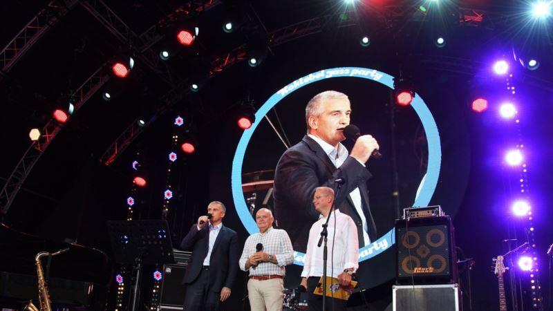 Сергей Аксенов принял участие в открытии фестиваля Koktebel Jazz Party