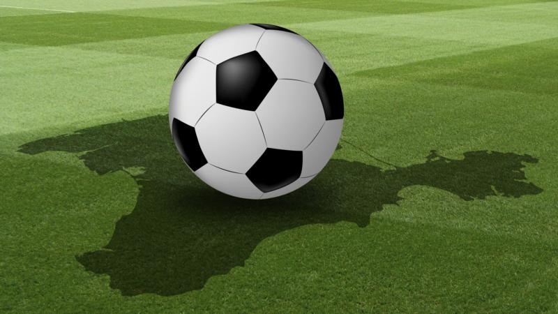 В Крыму прошли первые матчи второго тура чемпионата по футболу