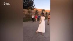 Кыргызстан: милиция оцепила дом Атамбаева