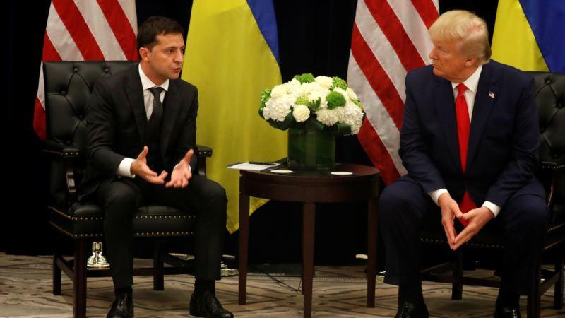 Зеленский на встрече с Трампом: Моя первоочередная задача – вернуть Крым и Донбасс