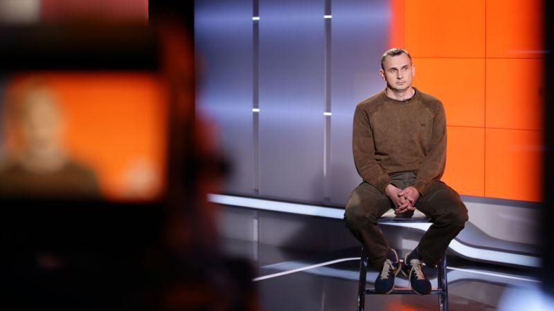 Сенцов рассказал о состоянии здоровья после голодовки